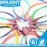 Om4 LC/UPC 12 couleurs amorce en fibre optique