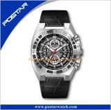 Cadran spécial de long type neuf de garantie de quartz de Swis dans la montre classique d'affaires de montre