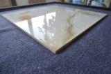Белый с остеклением фарфора в полной мере полированным керамической плитки