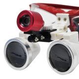 Lámpara ligera principal dental del LED con las Lupas-Alisa binoculares dentales