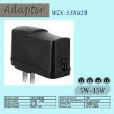 Adaptateur universel de chargeur de mur de 5V2a USB pour l'iPhone 5/6/6s