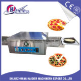 El equipo de profesionales de la cocción del horno de pizza para Transportadora de Gas de 18 pulg.