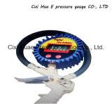 Digitals d'indicateur de pression de pneu/de manomètre