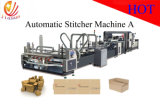High Precision Automatic B Flute Carton Folder Gluer and Stitcher