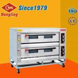 Tellersegment-Gas-Ofen des Hongling Küche-Geräten-2 der Plattform-6 für Verkäufe