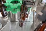 Vidrio de cerveza de la botella de llenado de la máquina de embalaje