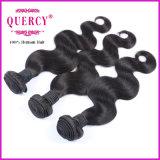 Remyの毛9Aの等級および毛の拡張タイプバージンのブラジルの毛ボディ波