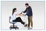 Bici de ejercicio del amaestrador del brazo y de la pierna del equipamiento médico