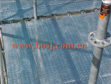 Usine debout de poinçonneuse de tube d'échafaudage de matériau de construction de construction