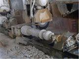 Automatisches Steindrehbank-Ausschnitt-Maschinen-Ein Profil erstellen/Geländer-Granit-/Marmorspalte