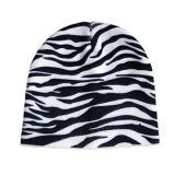 印刷(JRK017 JRK018)を用いる編まれた帽子