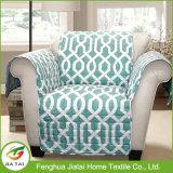 環境の可逆盾の家具の黒のソファーの椅子カバー