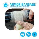 precio de fábrica de fibra activa de agua cinta Cinta de reparación del tubo de Fix