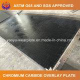 Биметаллическая плита износа для парашюта износа цемента