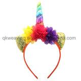 De in het groot Partij van de Hoofdband van de Fabriek DIY van de Toebehoren van het Haar levert Haar schittert Hairband
