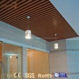 Scheda a prova di fuoco poco costosa del soffitto del PVC di assorbimento acustico del Come-Legno