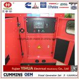 100kVA 80kw 84kw silencieux Xichai Fawde Générateur Diesel avec la norme ISO Ce