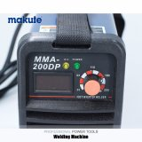 arco manuale elettrico automatico del metallo della saldatrice del saldatore 200AMP
