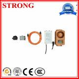 Grua de construção dedicado e walkie-talkie Hoistcom Sistema de intercomunicação de Telefone