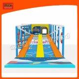 Детей высокое качество ролика вставьте игровая площадка для установки внутри помещений