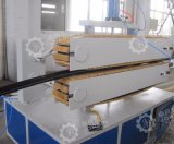 Effective High Plastic HDPE LDPE PP PR Pipe Extrusion Making Machine