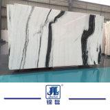 Marmo di pietra bianco del panda Polished naturale della Cina per la cucina/stanza da bagno/parete/pavimentazione/punto/mattonelle/il rivestimento