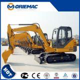 Der China-Spitzenmarken-Xcm Minipreis gleisketten-des Exkavator-Xe60ca