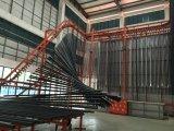 Lega di alluminio industriale di profilo della macchina da 7000 tonnellate del testo fisso della decorazione
