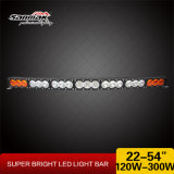 Acessórios para automóvel 210W Barra de luz LED impermeável