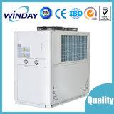 Nuevamente precio industrial del refrigerador de agua de la refrigeración por aire del desfile del diseño