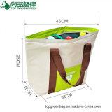 Охладитель холстины способа изолированный Tote кладет мешок в мешки охладителя покупкы