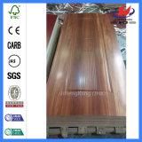 Porta de madeira composto ambiental pele