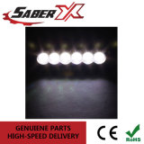 Arbeits-Licht der wasserdichter 6inch 18W Punkt-einzelnes Reihen-LED