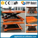 Manuelles hydraulisches Doppeltes der fördernde Hand350kg Scissor Typen Aufzug-Tisch Ptd350A China