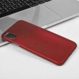 La alta calidad adelgaza la cubierta de la caja del teléfono de 0.33m m para el iPhone X