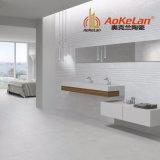 Moderner Entwurfs-Tintenstrahl glasig-glänzende keramische Wand-Innenfliese mit ISO