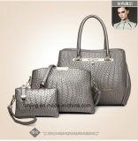 Amazon Hot Sale nouveau concepteur 3pièces femmes sac sacs Set Mesdames sac à main