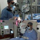 眼の外科顕微鏡Sm2000L (前方および網膜のガラス質の外科をすることができる)