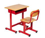 Comércio por grosso de madeira, mesa e cadeira Estudante único definido (SF-01S)