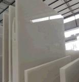 Mattonelle di marmo bianche pure delle lastre di alta qualità