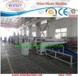 PP PC Feuille creux Making Machine