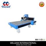 Machine de découpage en bois de commande numérique par ordinateur de la tête 1325 simples (VCT-1325W)