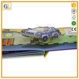 高いQaulity 3Dのフルカラーの児童図書の印刷