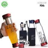 420 мл/550мл реклама Логотип стеклянную бутылку для поощрения