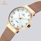 OEM van het Horloge van de Manier van de douane Horloge 71340 van de Dames van Juwelen Roestvrij
