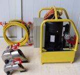 Una pompa idraulica elettrica da 2 l/min per la chiave idraulica