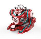 Accionado por batería Anti-Collision Robot loco viaje en el Centro Comercial Paseo para niños