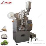 Machine à emballer de sachet à thé de triangle de modèle moderne