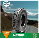 Qualidade do triângulo Superhawk 295/75R22.5 11R22.5, 11r24,5, 255/70R22.5 pneu do veículo