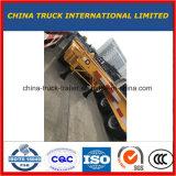 Fabricante China de carga plana de 20Ft Container semi remolque